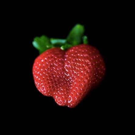 Strawberry love. Laykin Photography.