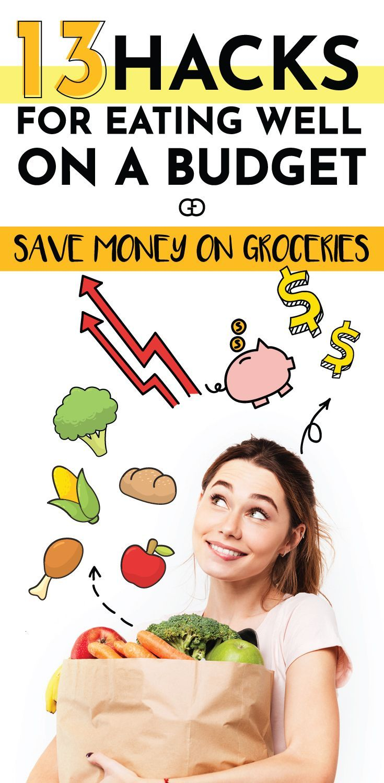 13 Spartipps zum Sparen von Lebensmitteln (ohne Gutscheine!). Ich habe diese Hacks benutzt …   – Finance and Budgeting