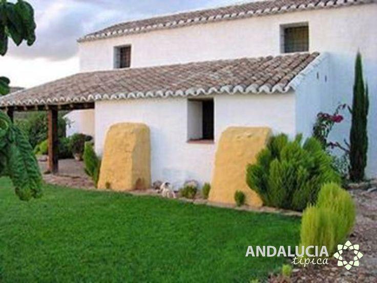 Cortijo el Morrón, Algarinejo (Granada)