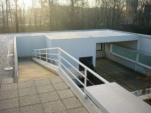 77 best Villa Savoye images on Pinterest Le corbusier, Mansions