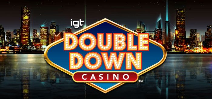 Relax In Your Own Little Virtual Vegas with #DoubleDownCasino #ad