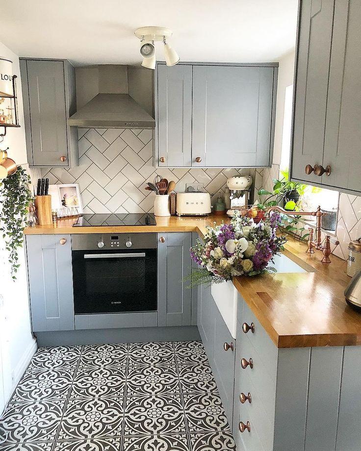 38 unique kitchen design ideas that ll make you want to on kitchens that ll make you want to redo yours id=85799