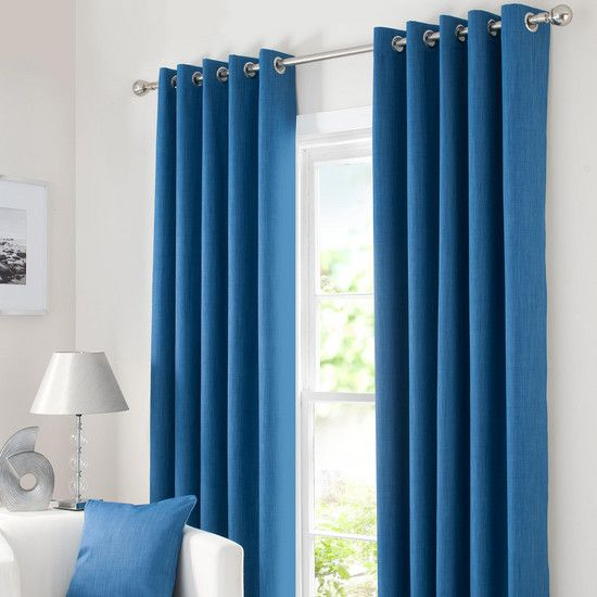 Solar Curtains And Blue On Pinterest
