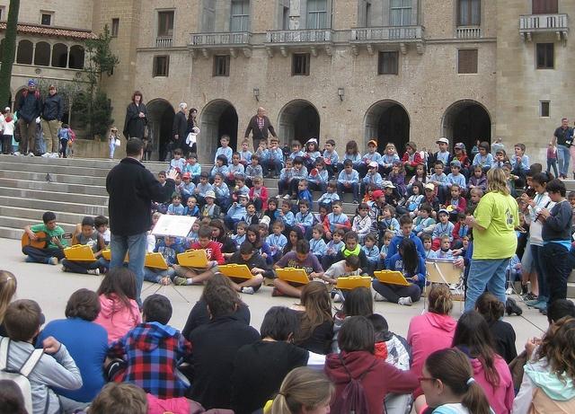 Sortida de centre - Montserrat 2013