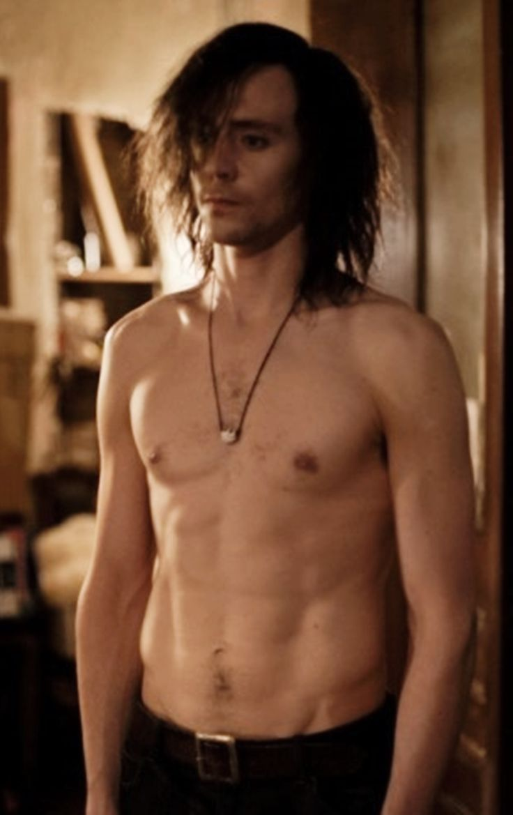 Tom Hiddleston shirtless.....you're welcome :)