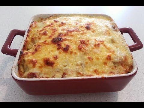 Reteta Musaca de cartofi si pui - Musaka - مسقعة البطاطس و الدجاج - YouTube