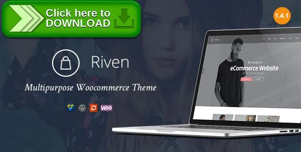 [ThemeForest]Free nulled download Riven -  Multipurpose Woocommerce WordPress Theme from http://zippyfile.download/f.php?id=28401 Tags: bags shoes, boxed, clothing fashion store, fashion, furniture interiors, hipster, magazine, multi purpose, one page, theme-options, vintage, wide