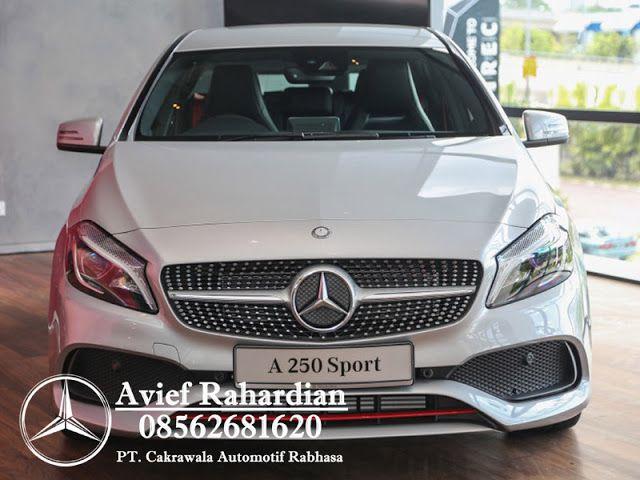 Dealer Mercedes Benz Jakarta | Authorized Mercedes-Benz Dealer: Jual Mercedes Benz A 250 AMG tahun 2017