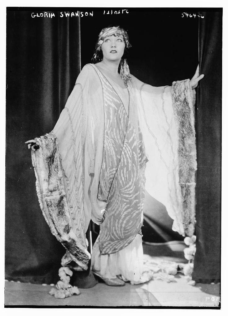 Gloria Swanson late 1910s