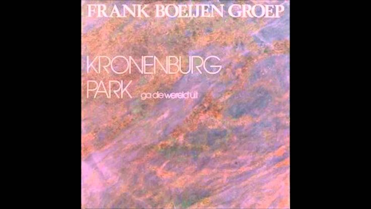 1985 FRANK BOEIJEN GROEP kronenburg park