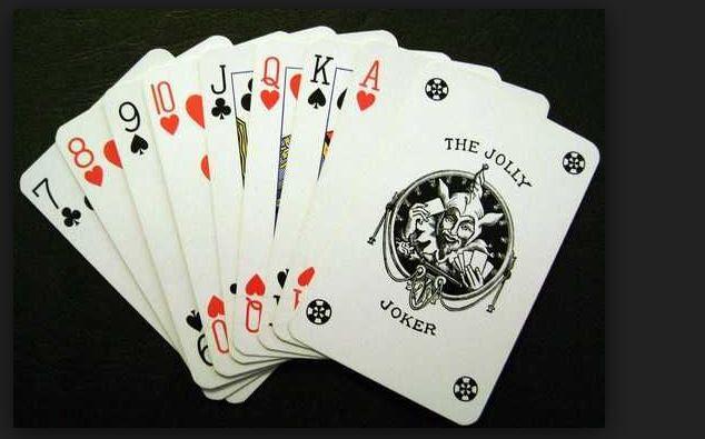 Gambar Tato Kartu Joker Di Tangan