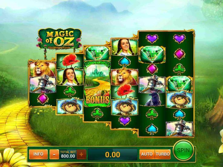 Prüfe jetzt unsere Neusten kostenlos online Spielautomat Magic of Oz - http://spielautomaten7.com/magic-of-oz/