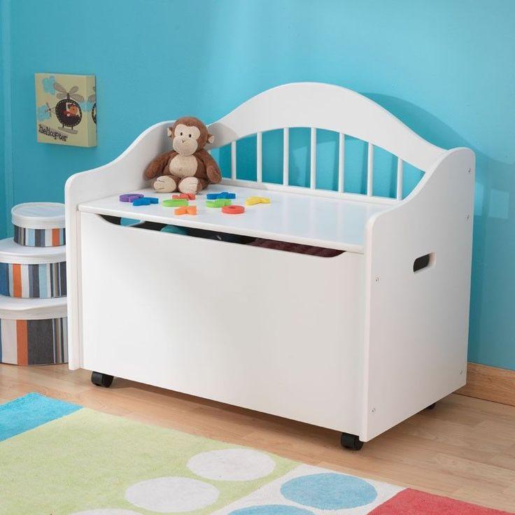 M s de 25 ideas incre bles sobre estantes de juguetes en - Baul almacenaje ikea ...