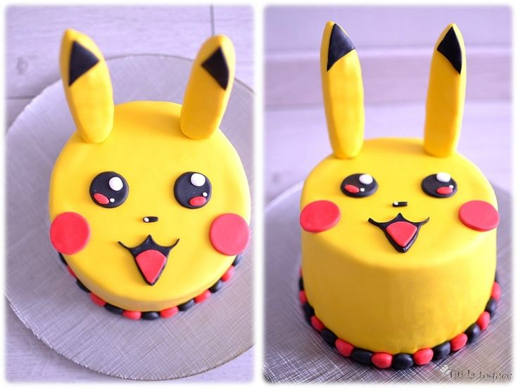 Layer cake Pikachu                                                                                                                                                                                 Plus