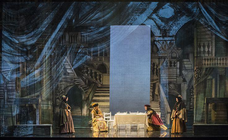 Al Teatro Goldoni di Venezia in occasione della Stagione Estiva del #TSVeneto , Goldoni Experience, il 18, 20, 23, 25, 27 e 30 giugno - il 2, 7, 9 e 11 luglio 2015. #TSVeneto www.teatrostabileveneto.it