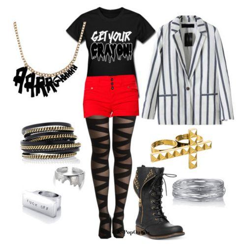 Bigbang Style Fashion