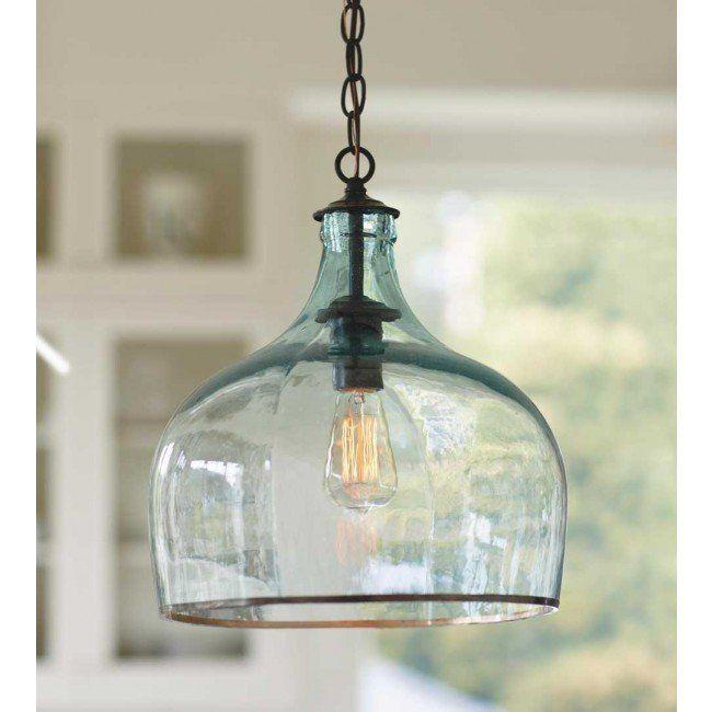 Sneak Peek Our 13 Favorite Finds From Vivaterra S Fall Line Glass Pendant Light Antique Lighting Strip Lighting Recycled glass pendant light