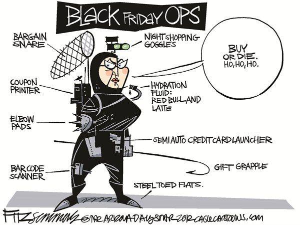 Jajajajajaja Comando de Viernes Negro