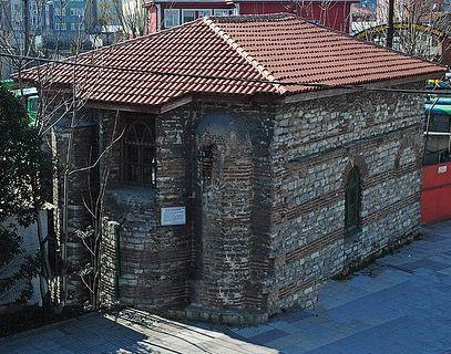 Mustafa çavuş mescidi/Şehremini/Fatih/İstanbul/// Manastır Mescid, Mustafa Çavuş Mescidi olarak da bilinir, İstanbul'un Fatih ilçesinde Topkapı semtinde bulunan Osmanlılar tarafından camiye çevrilmiş Ortodoks kilisesidir.