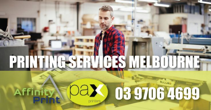 The friendly team at Pax Printers are here to assist you in achieving the best outcome for your Business. #PrintersMelbourne #Printing #PrintingServices