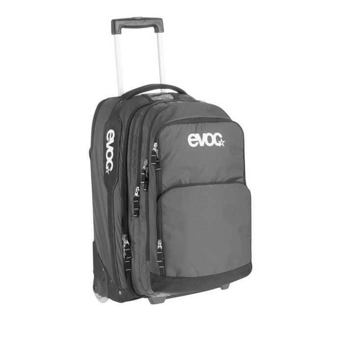 2012 Evoc Terminal Bag - Black - - by Evoc - 2012 Evoc Terminal Bag - Black Versatile Travel Trolley As Additional Luggage