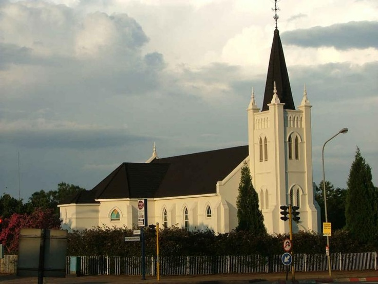NG Kerk Potchefstroom Moedergemeente