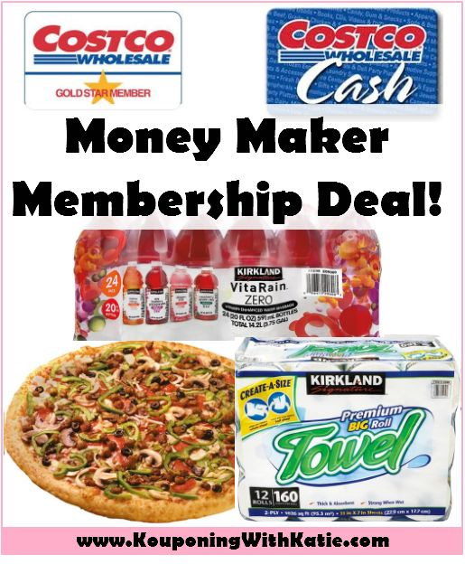 HOT!!! SUPER RARE Costco Membership Deal!!! Possible MONEY MAKER!!! We haven't seen this one, like, ever! COSTCO discounted membership is available right now through either LivingSocial or Groupon. Add in a cash back site to really maximize your savings. http://www.kouponingwithkatie.com/2017/07/31/hot-super-rare-costco-membership-deal-possible-money-maker/