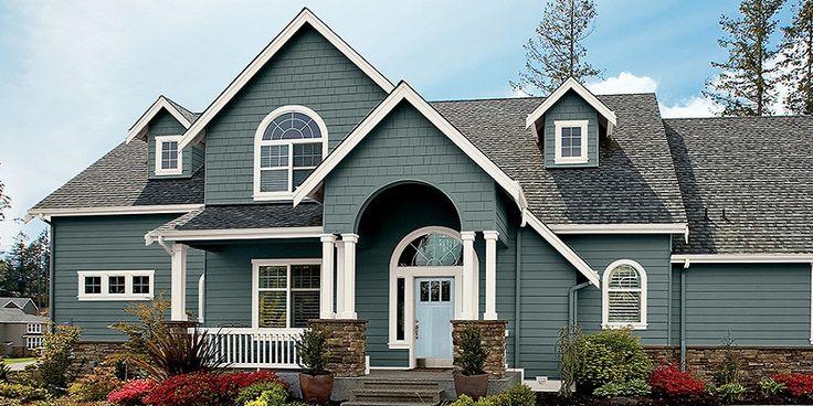 Design Exterior House Paint Colors