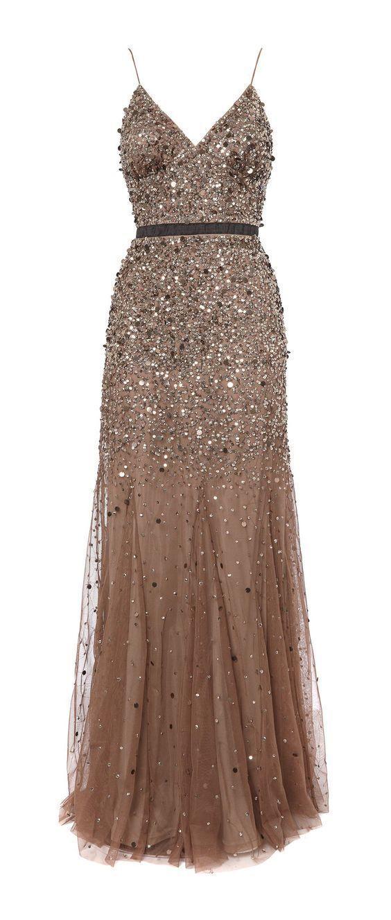 Champagne Prom Gown,Sexy Prom Dresses,Evening Gowns,Mermaid Party Dresses,Tulle Evening Gowns,Modest Formal Dress by DestinyDress, $277.31 USD