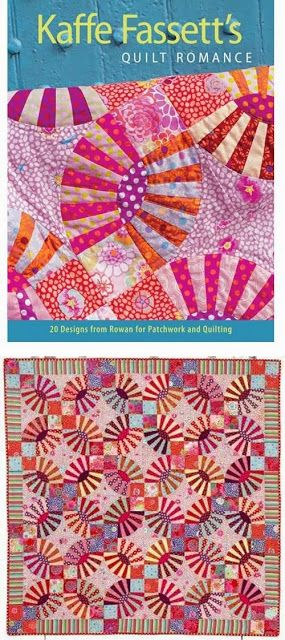Beautiful Wedding Ring Quilt Inspiration and free patterns