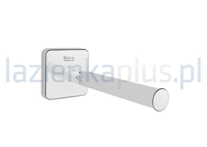 - prostopadły- mocowanie: do ściany- kolor: chrom- wymiary: 50 x 135 x 50 mm- praktyczny dodatek do każdej łazienki - wyposażenie łazienki - ...