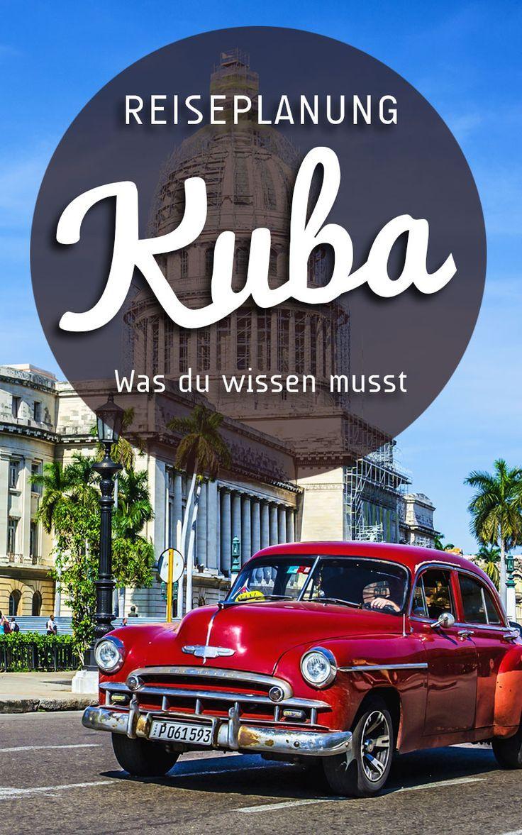 Alle Reisetipps & Infos für Kuba - das musst du vor der Reise wissen.