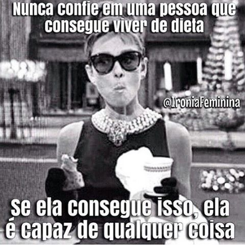 "212 Likes, 48 Comments - Natércia Tiba (@mulhersemscript) on Instagram: ""#ficaadica  #mulhersemscript #dieta #sqn #aviso #quemavisaamigoé #humor"""