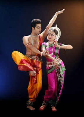 Odissi Dance-form, Orissa, India