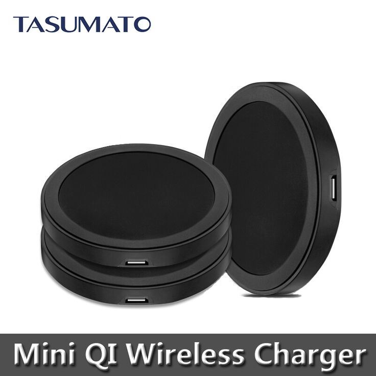 Mini Black Round Qi Wireless Charger Charging Pad For Nokia Lumia 1020 930 920 Nexus 5 6 7 without tracking mail