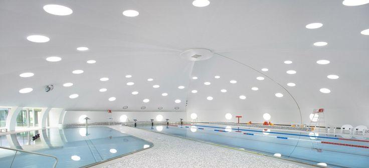 Swimming Pool Refurbishment / Urbane Kultur