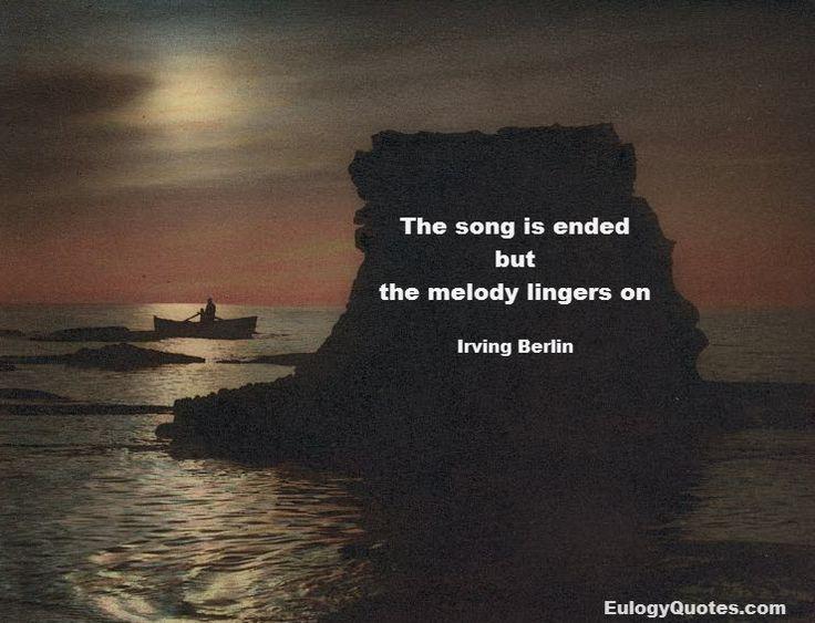 Inspirational Eulogy Quotes