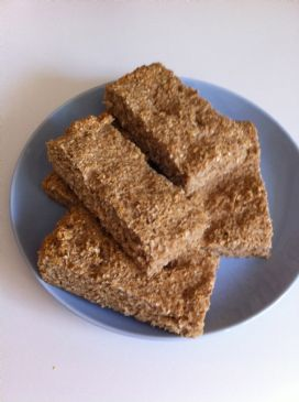 These fabulously heathy & delicious breakfast bars are a healthy alternative to packaged brands. And, they can be eaten during any Phase of the Dukan Diet!