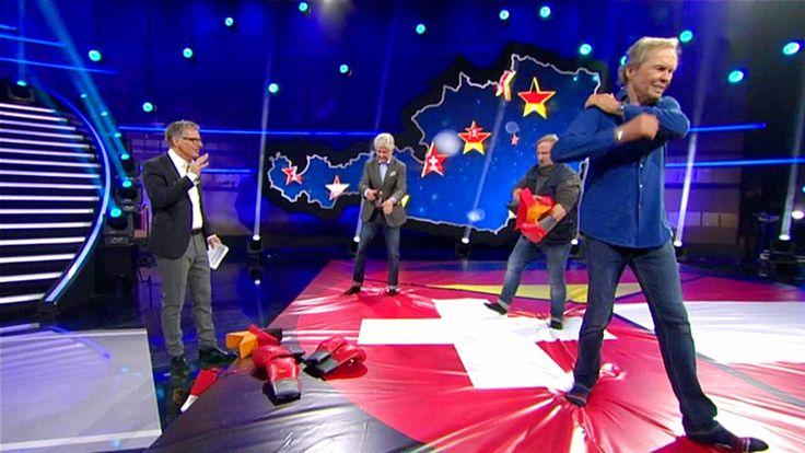 Nach Unfall in ARD-Show mit Prahl und Reif direkt in die Klinik - So schwer ist Peter Kraus wirklich verletzt *** BILDplus Inhalt *** - TV - Bild.de