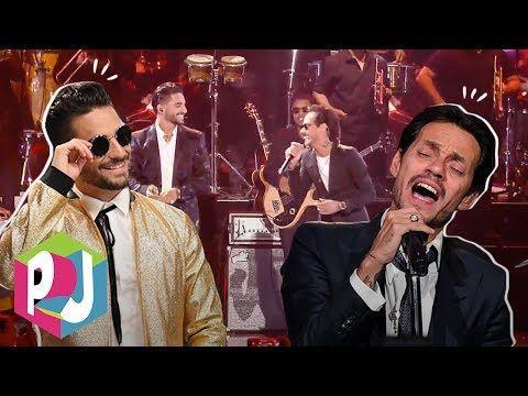 Maluma y Marc Anthony cantaron una versión en salsa de 'Felices los Cuatro' | Premios Juventud - VER VÍDEO -> http://quehubocolombia.com/maluma-y-marc-anthony-cantaron-una-version-en-salsa-de-felices-los-cuatro-premios-juventud    El 'Pretty Boy' y el 'Flaco de Oro' hicieron la mancuerna perfecta para inaugurar los Premios Juventud 2017 con esta nueva versión tropical de 'Felices los Cuatro'. SUSCRÍBETE: Más de Premios Juventud Visit