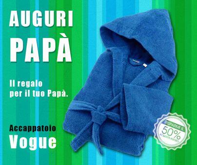 #Accappatoio-Spugna su Gandebia.it