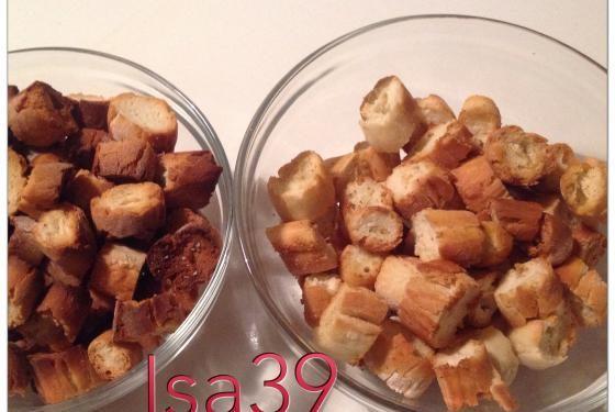 Croûtons | Cooking Chef de KENWOOD - Espace recettes