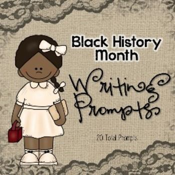 black history month essay prompts Free, printable african american history month writing prompt activity about a  modern day civil rights hero for students in 5th and 6th grade click here.