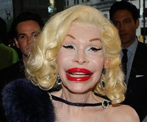 Nearly Unrecognizable! 23 Gorgeous Stars Who Became Monsters