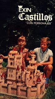 Exin Castillos años 70