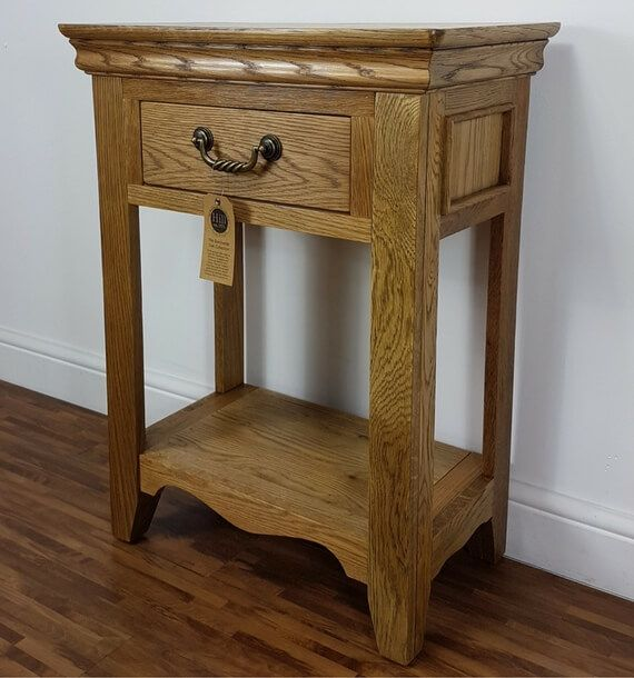 Dorchester 1 Drawer Hall Table Only 169 Hallwayfurniture