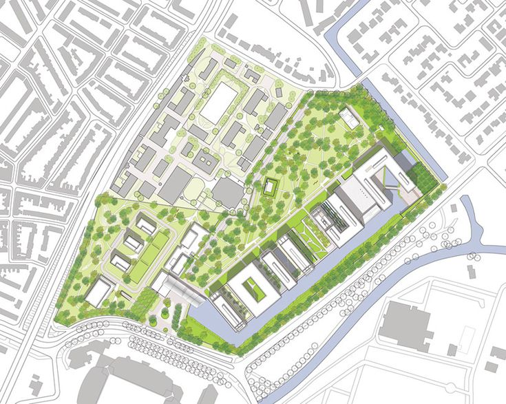 Residential_Park-Kromhout-by-Karres_en_Brands_Landscape_Architects-12 « Landscape Architecture Works | Landezine Landscape Architecture Work...