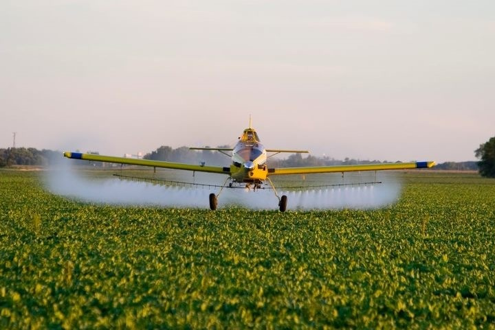 Crop Duster from AOPA album, my son has always had this as one of his carrier  choices