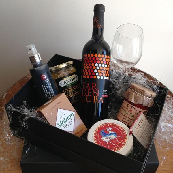 Pack especial de regalo gourmet