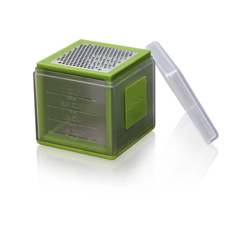 Куб-терка Specialty Microplane , зеленая